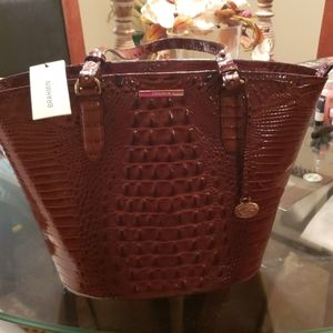 New Brahmin Melbourne Medium Bowie  Handbag